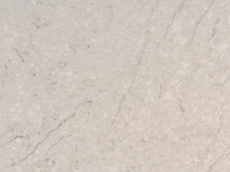 Carrara caldia quartz absolute kitchen granite for Carrara marble slab remnants