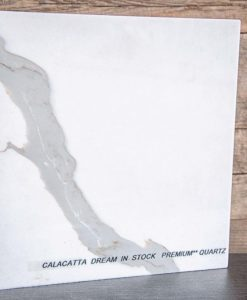 calacatta dream quartz