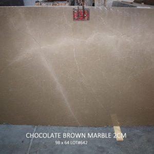 chocolate brown marble