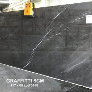 graffiti marble