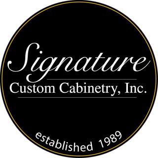 signature cabinets