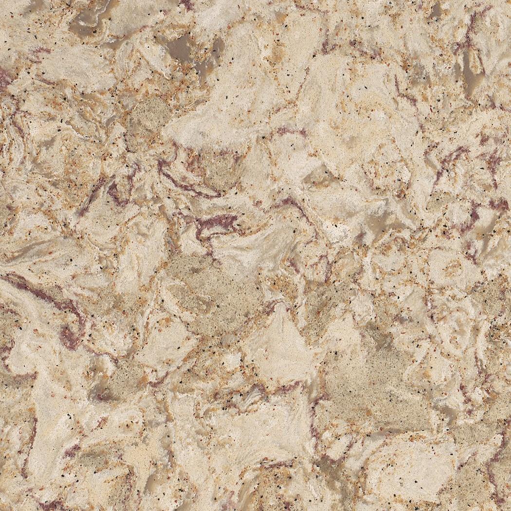 Loaded Stone Quartz Slab : Nevern™ absolute kitchen granite