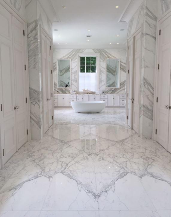 Stone Bathroom Tiles Natural