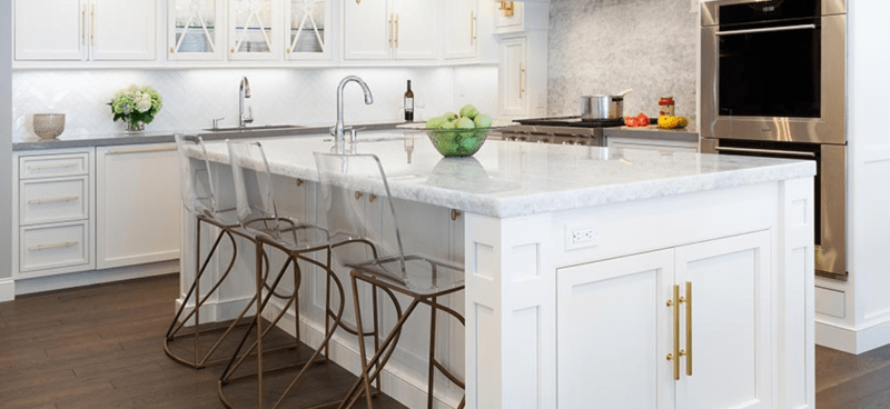 Iceberg White Quartzite Absolute Kitchen Amp Granite