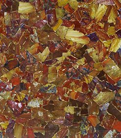 Jasper Red-Yellow With Gold