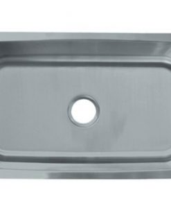 Long Rectangle Stainless Steel Sink