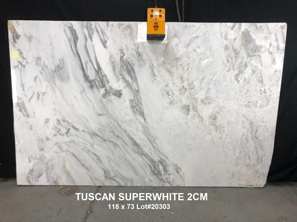 Tuscan Superwhite Absolute Kitchen Granite